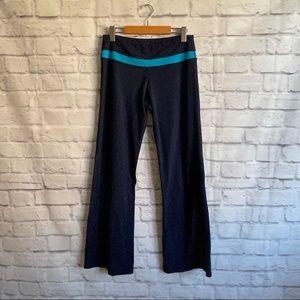 LULULEMON Flared Blue Groove Pants
